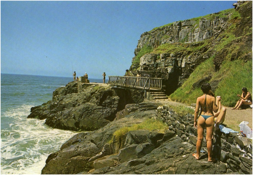 Cartão Postal dos anos 70
